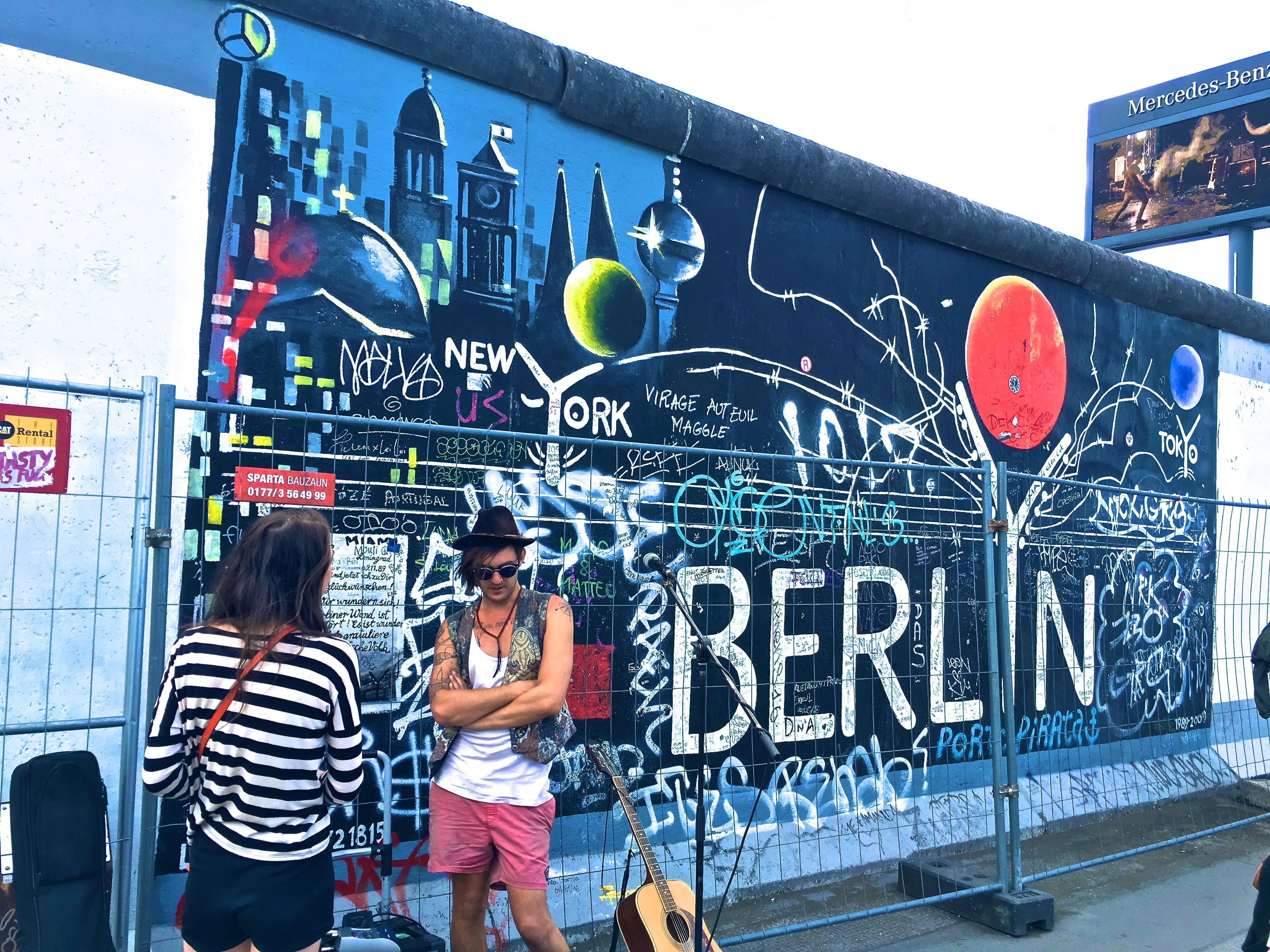Citytrip Europa Berlijn